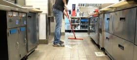 Kitchen Cleaning Services Job To Keep Your Kitchen Safe.