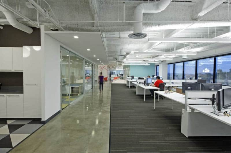 contemporary office.  Office Large Office And Contemporary Office I