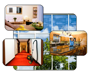 Building-cleaning services