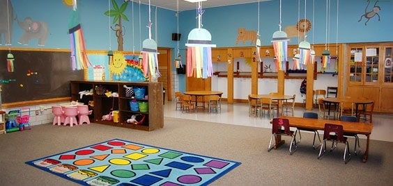 Child Care Center Cleaning