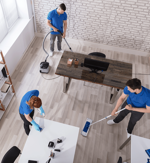biggest cleaning companies