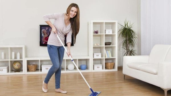 Apartment Commercial Cleaning
