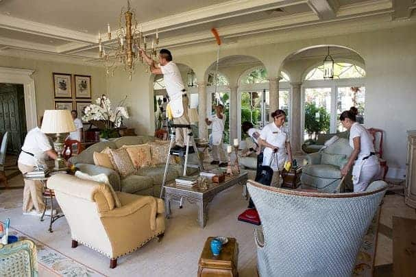 housekeeping services company