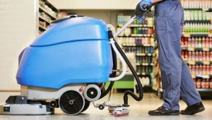 Retail Store Cleaning and Shopping Centre Cleaning