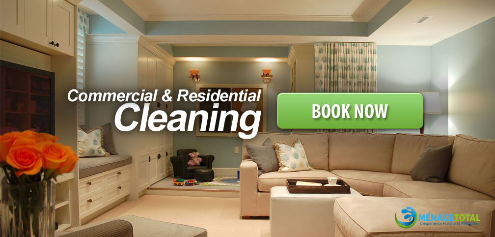 Menage Total Cleaning Services