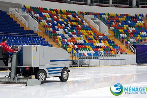 sports centre cleaning services