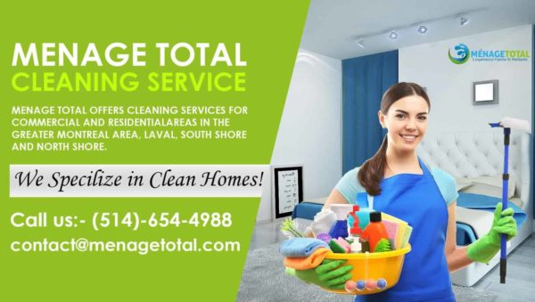 Montreal Residential Cleaning Services