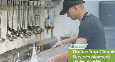 Grease Trap Cleaning Services