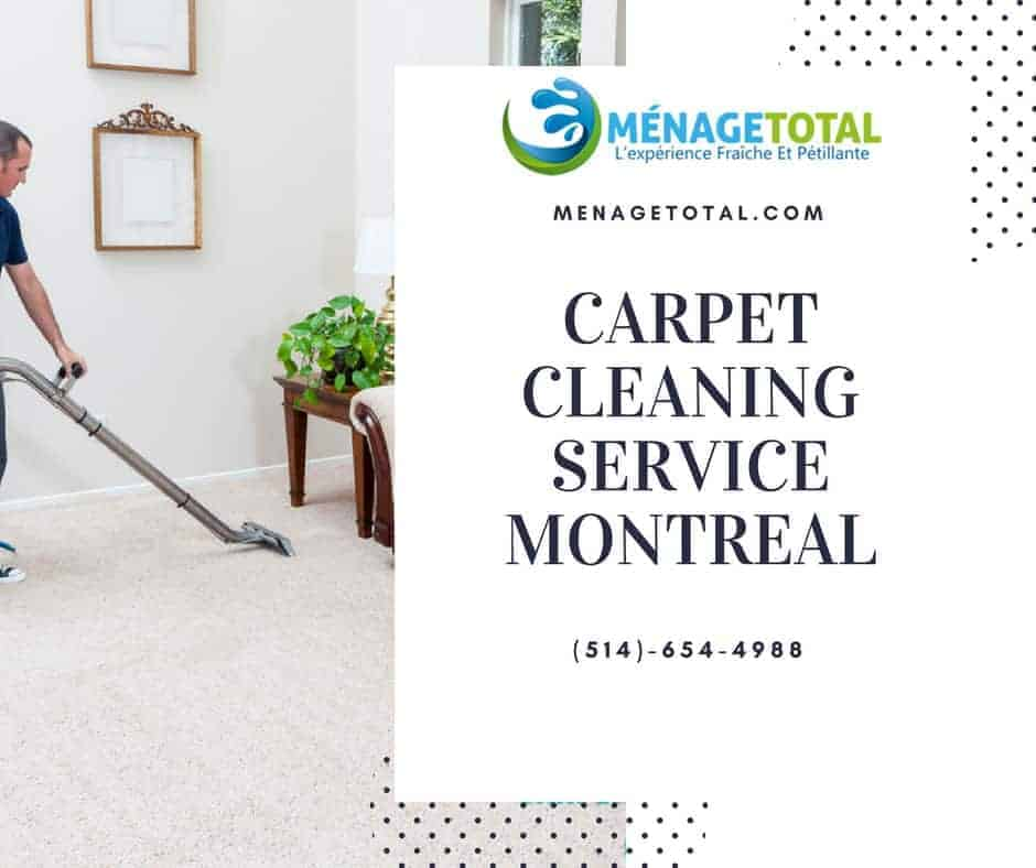 Carpet Cleaning in Montreal