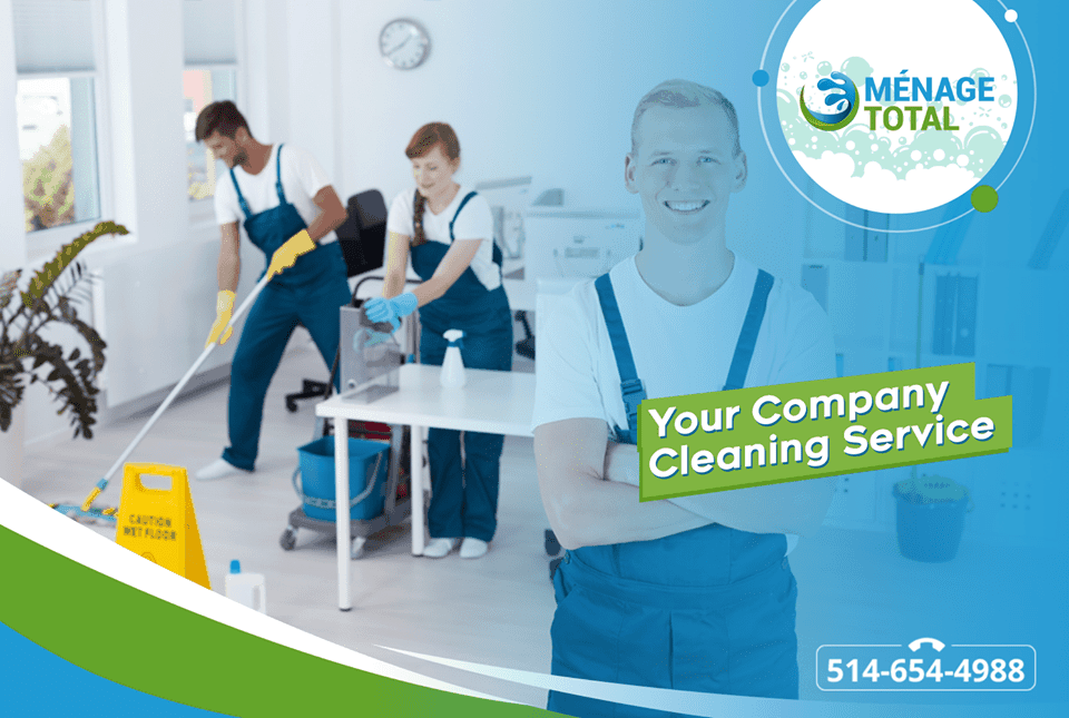 Professional Cleaning Staff - Best Cleaning Services Montreal