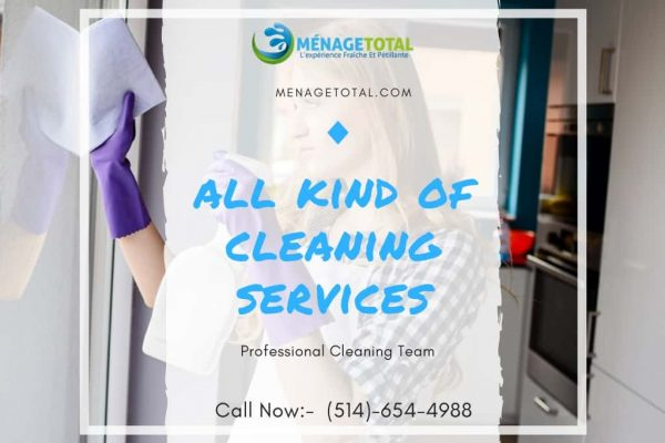 Best Office Cleaning in Montreal