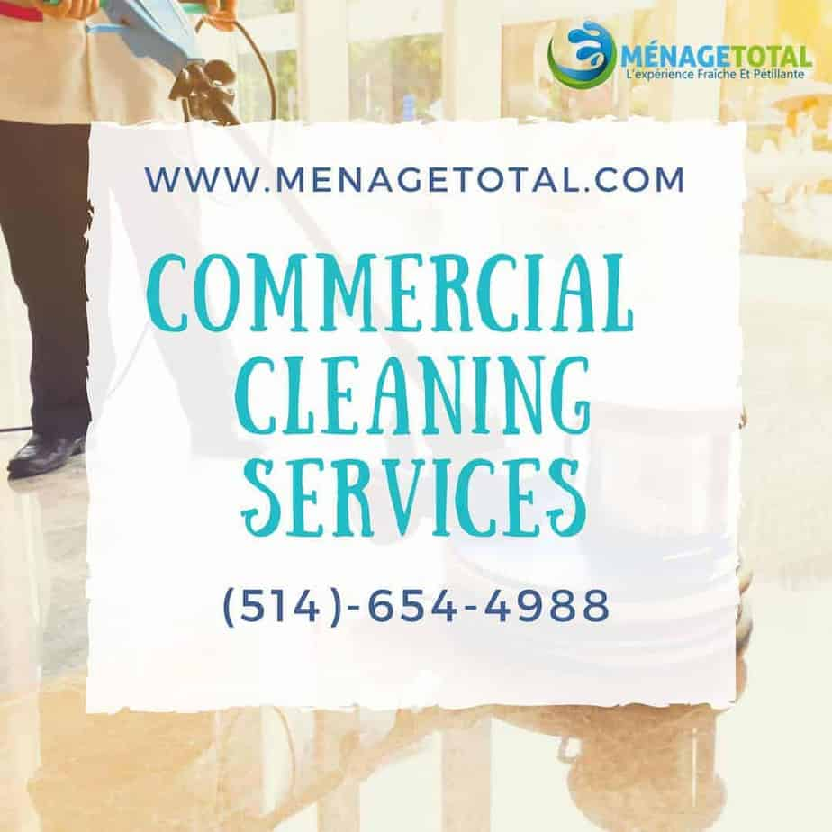 Commercial Cleaning Service Montreal