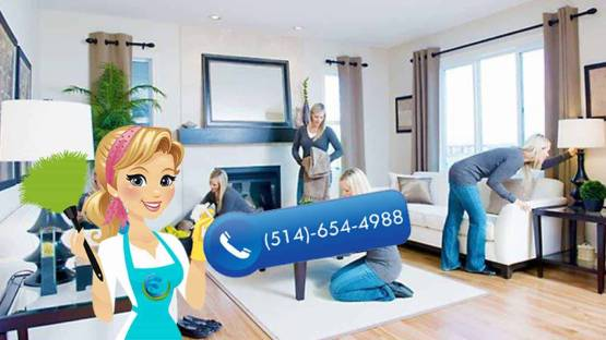 Residential Cleaning Services Montreal
