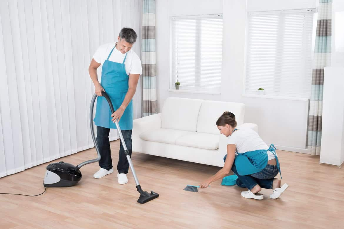 Vacuum Cleaning Service Laval