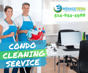 Condo Cleaning Service