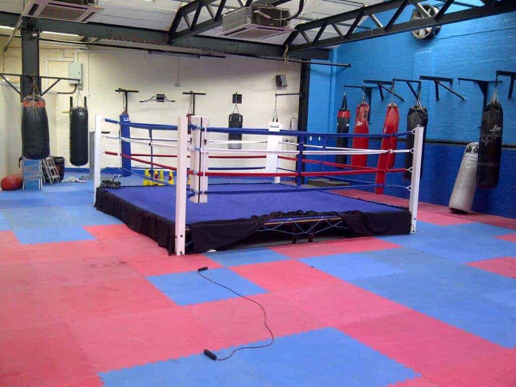 Commercial Cleaning for Boxing Clubs