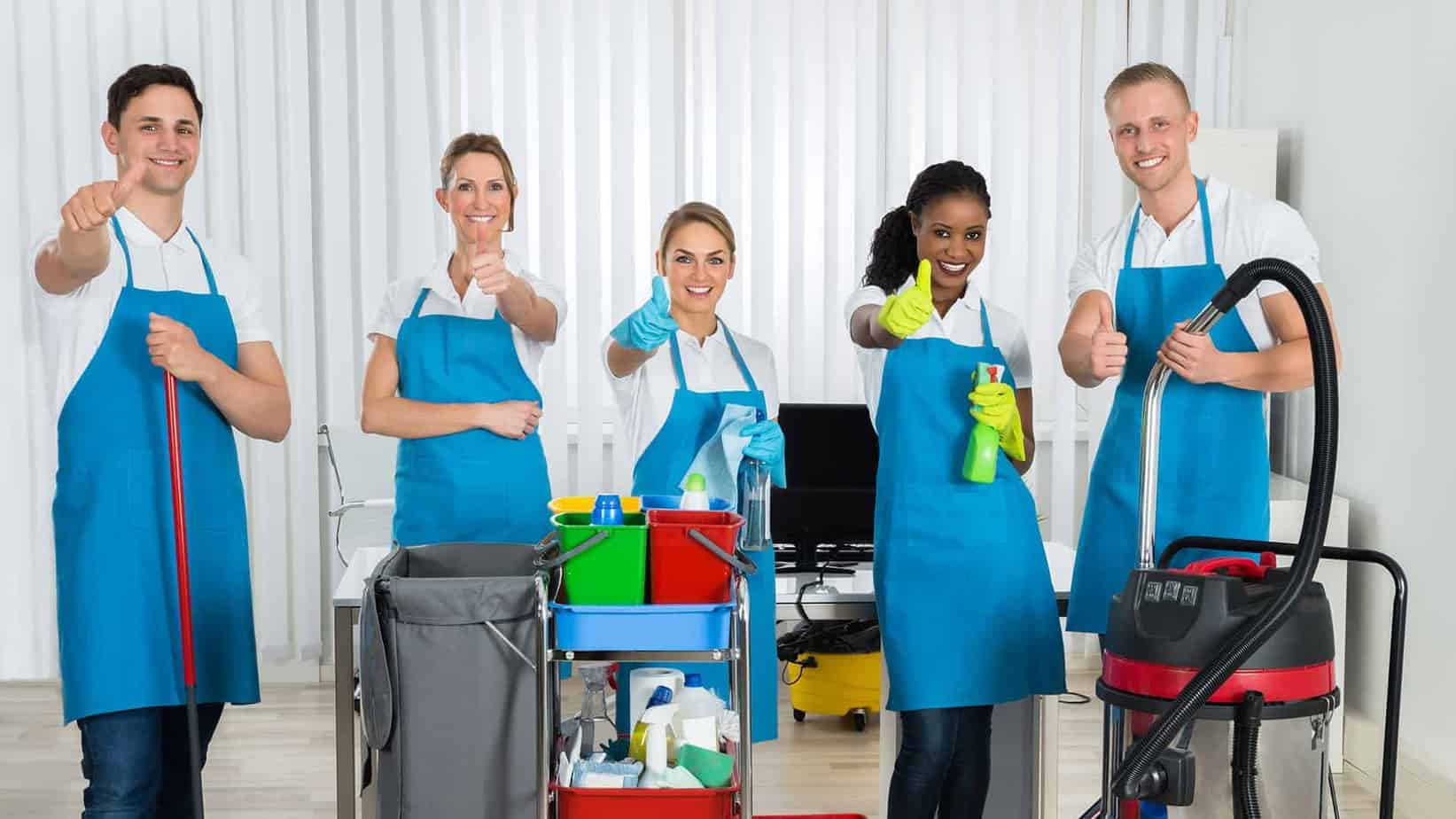 Cleaning Staff Montreal