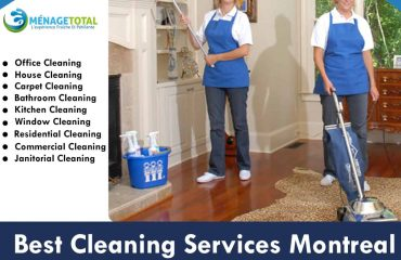Best Cleaning Services South Shore Montreal