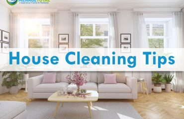 Menage Total House Cleaning Tips