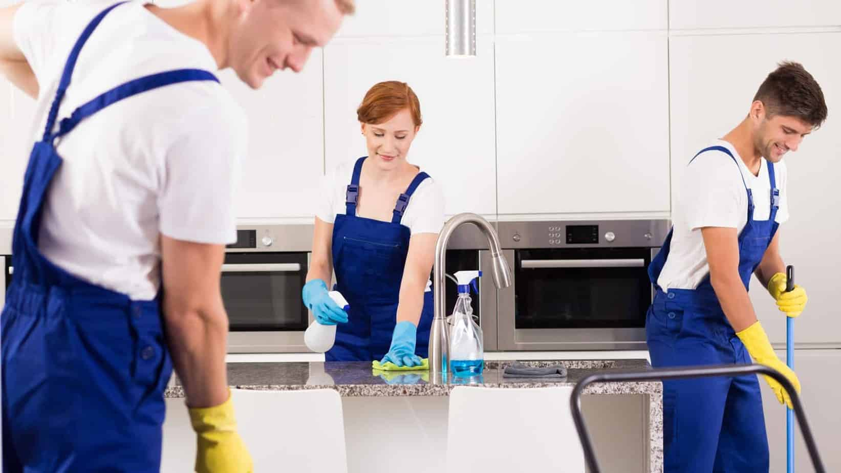 Short Term Cleaning Services