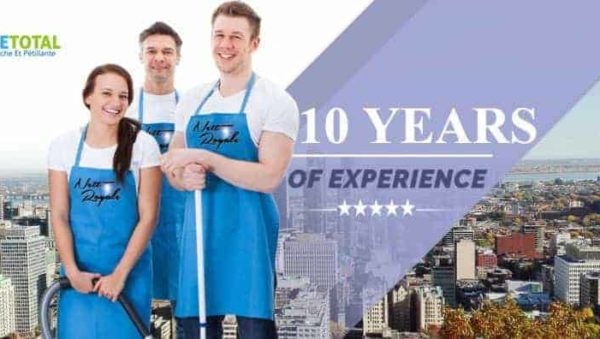 Montréal Cleaning Team