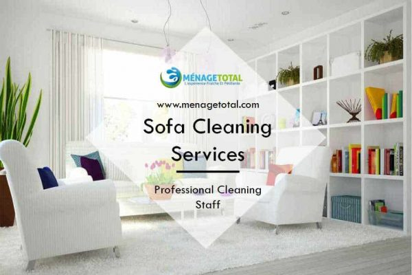 Sofa Cleaning Services Montreal