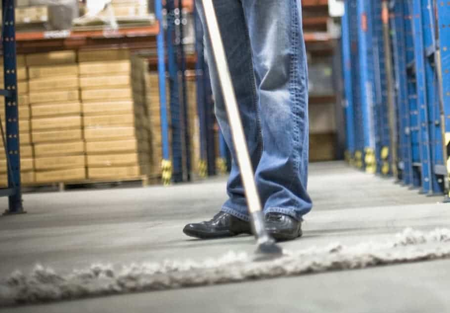 Warehouse Cleaning Services Montreal