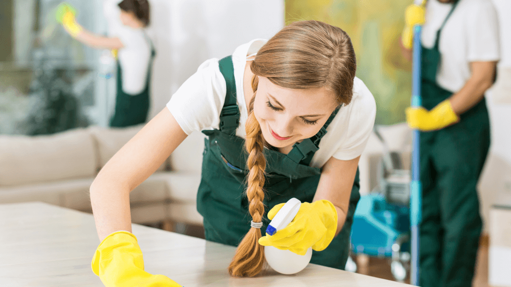 Residential Maid Services Montreal