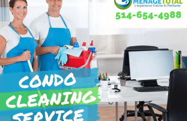 Condo Cleaning Services Montreal