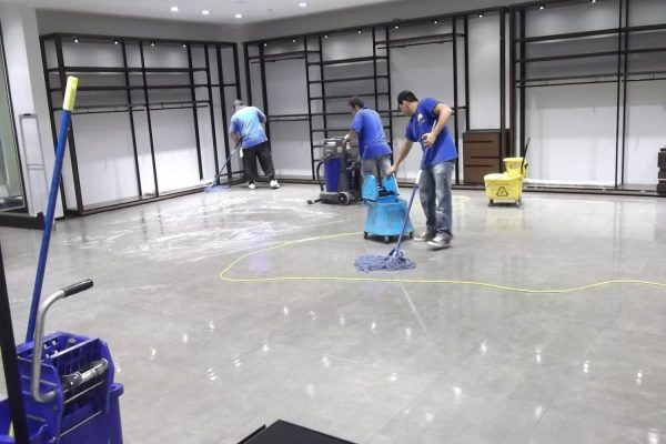 Factory Building Cleaning Services Montreal