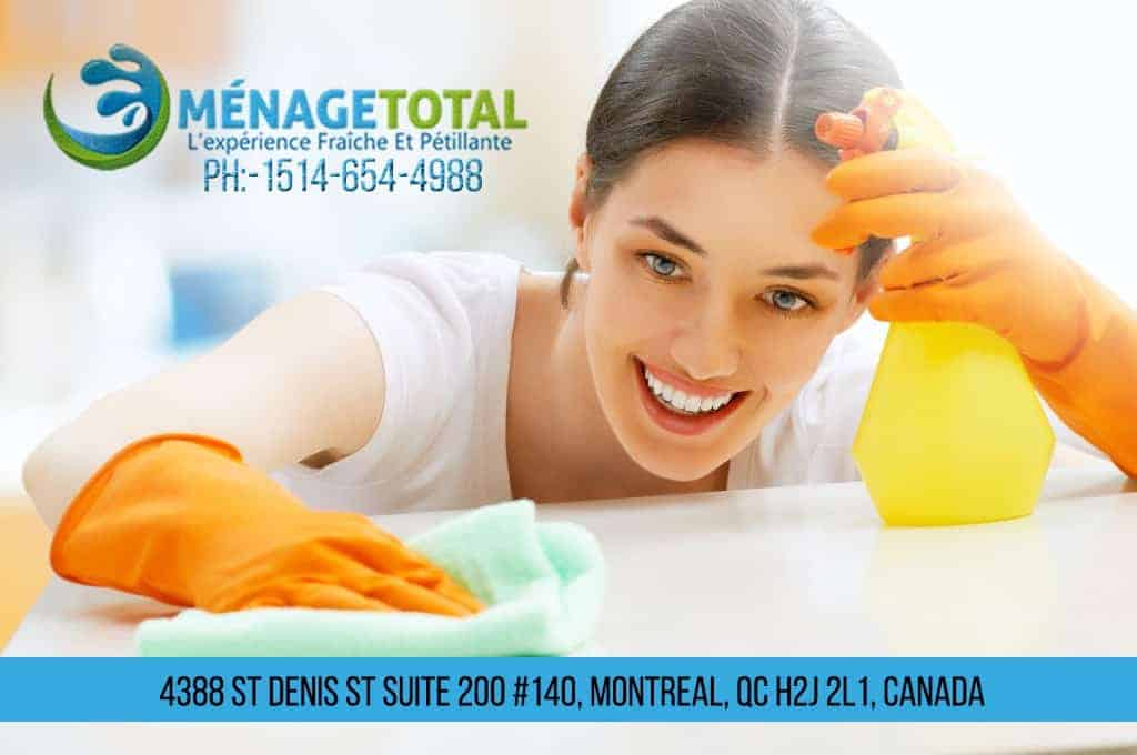 Best Cleaning Services Montreal Down Town