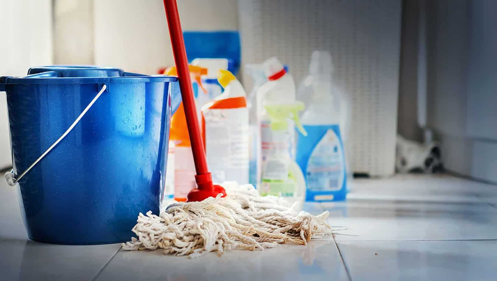 Mop Cleaning Services Montreal