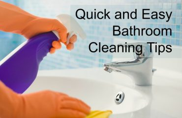 Best Bathroom Cleaning Tips