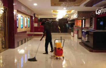 Shopping Mall Cleaning Service Montreal