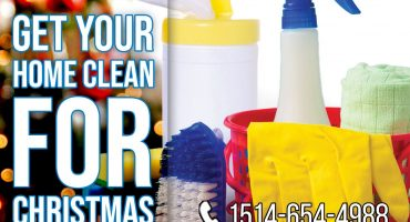Christmas Cleaning Services Montreal
