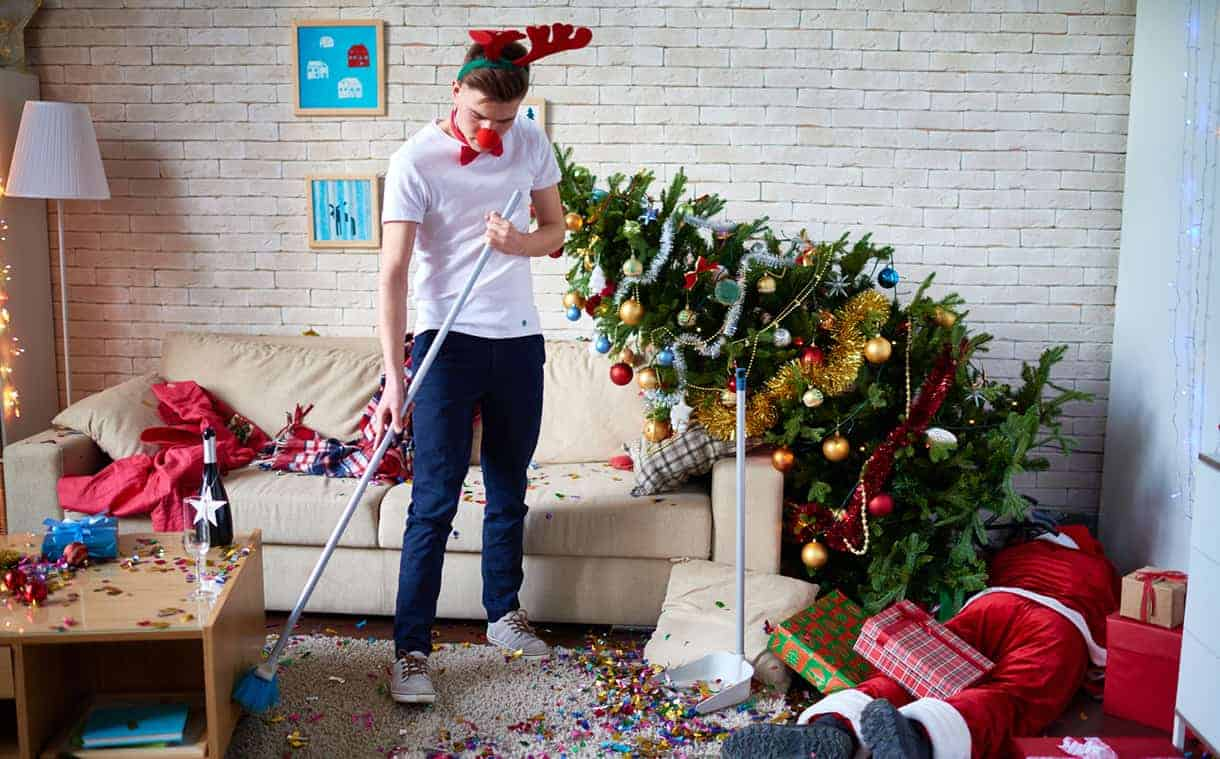 Christmas Cleaning Services
