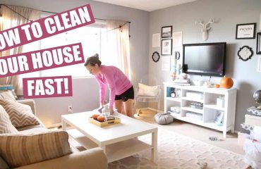 Clean Your Home Quickly