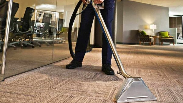 Commercial and Office Carpet Cleaning Services