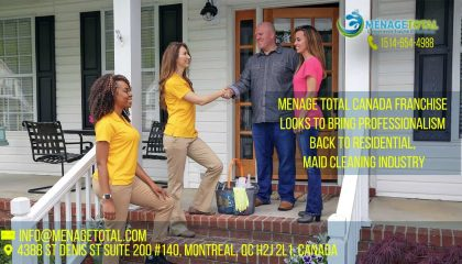 Fast Cleaning Services Montreal