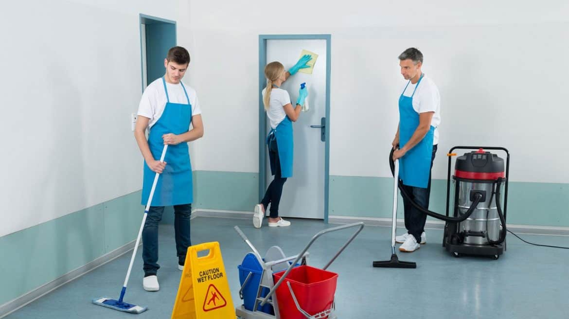Business Cleaning Services Montreal