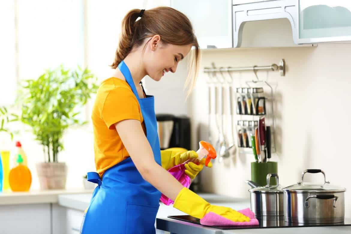 Empty House Cleaning Services