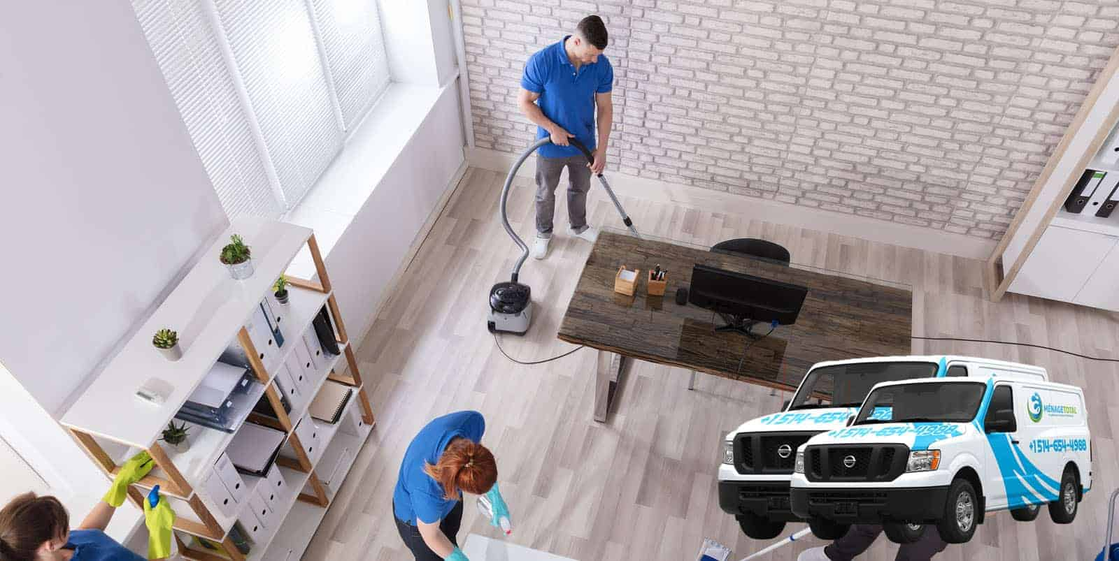 Total Cleaning Services Montreal