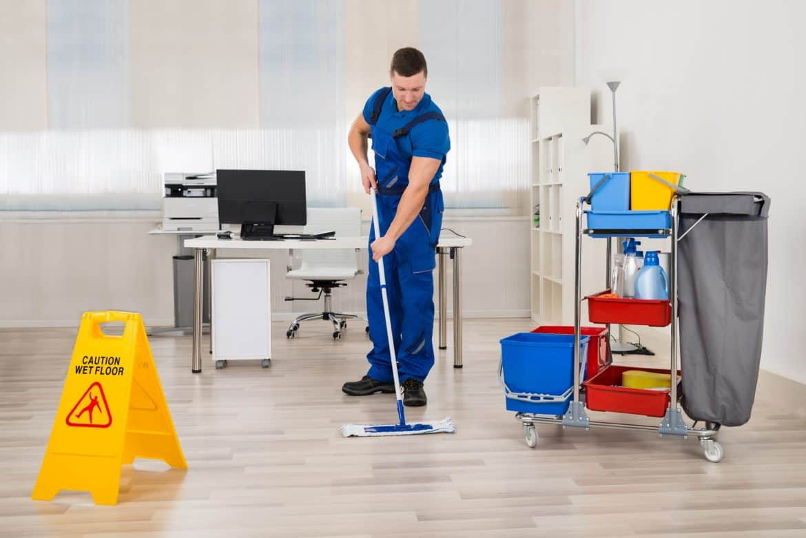 Small Office Cleaning Services Montreal