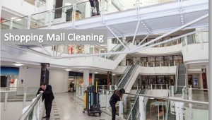 Shopping Mall Cleaning Services