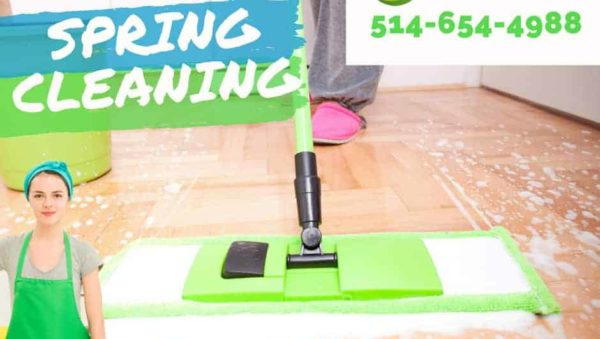 Special Spring Cleaning Service Montreal