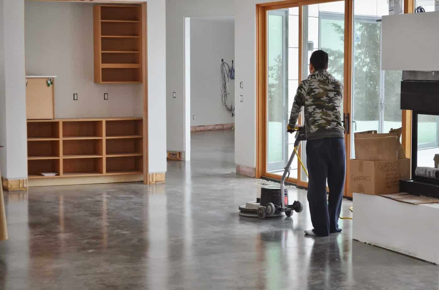 Concrete floor cleaning montreal best concrete cleaning - Concrete floors in home ...