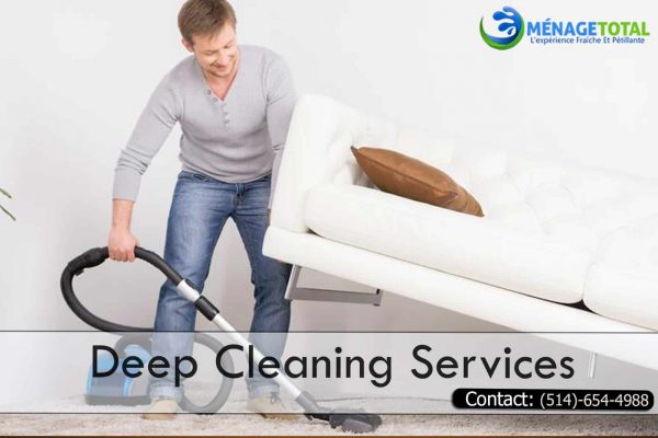 Menage Total Professional Deep Cleaning