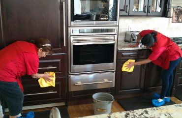 Menage Total Cabinet Cleaning Services: