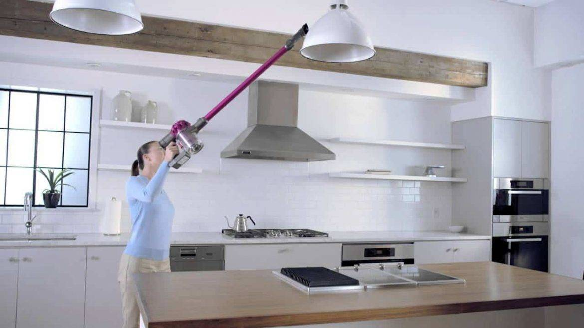 Menage Total Ceiling Cleaning