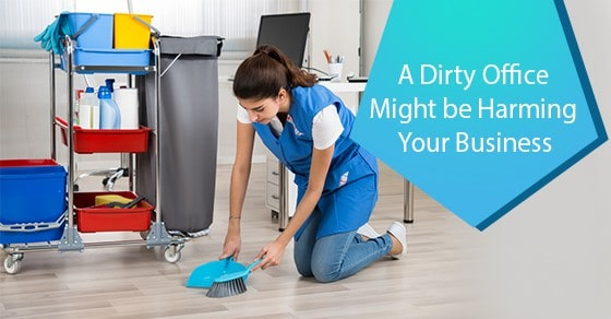 Dirty Office Cleaning Services